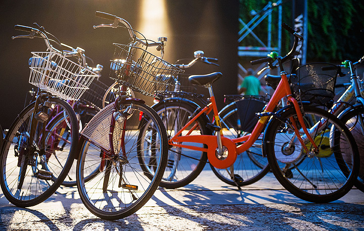 The coolest bicycle technology around