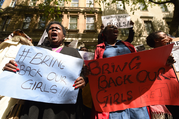Can social media really help save the kidnapped girls and ignite an end to terrorism in Nigeria? That remains to be seen.