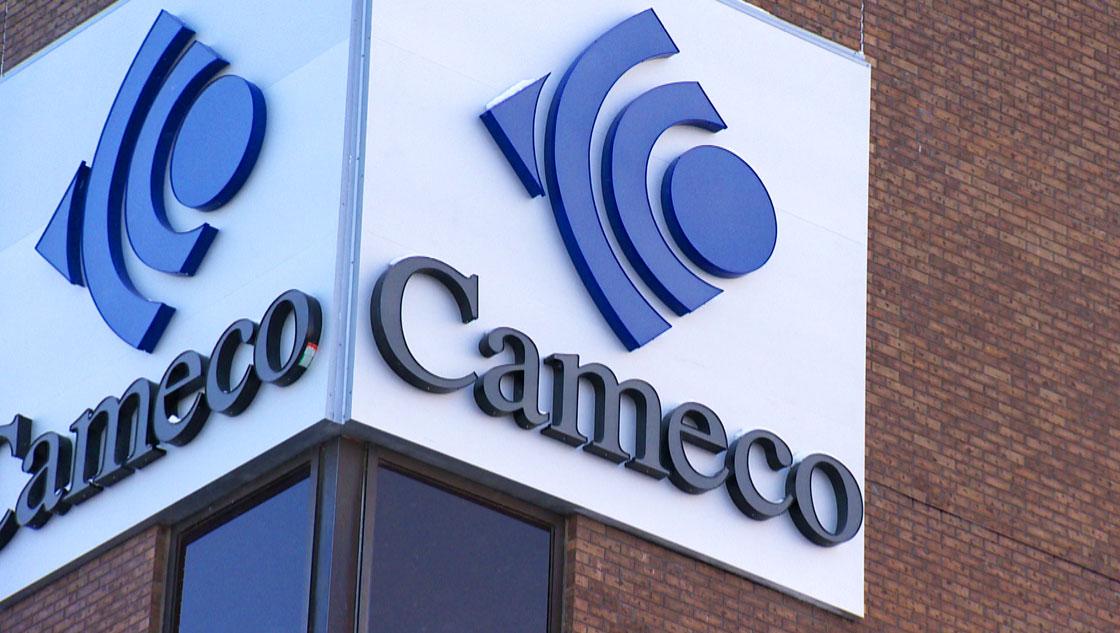 Cameco withdraws application for new uranium mine in northern Saskatchewan.