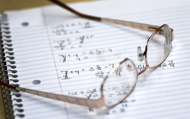 More and more people worldwide are becoming nearsighted. One new study suggests that the number of years they spend in school could be a factor.