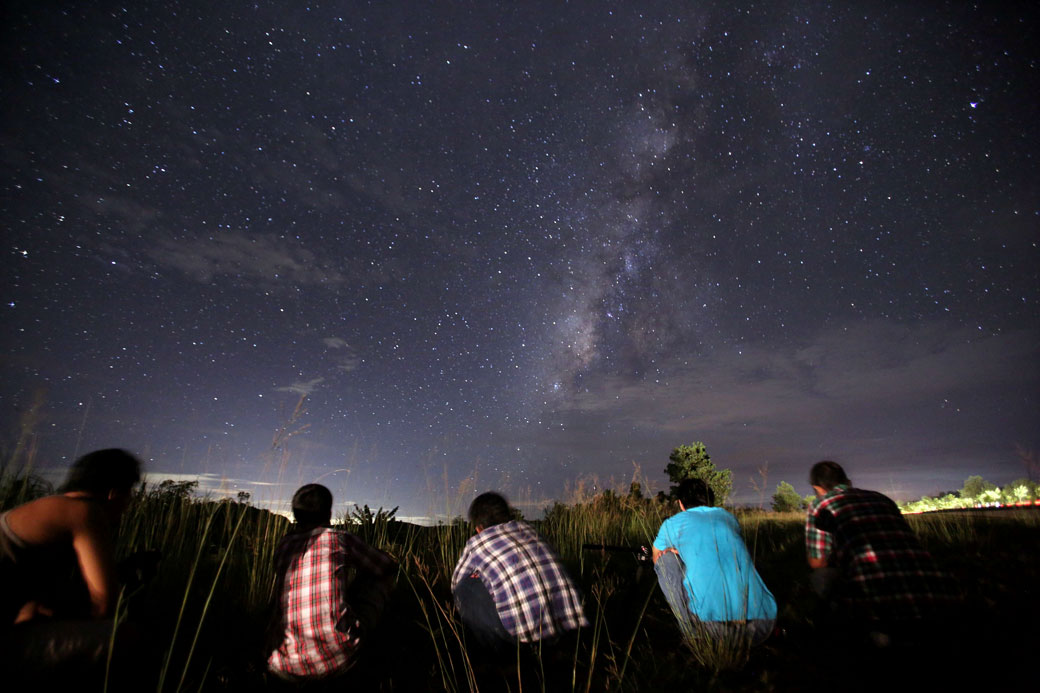 International Astronomy Day is a day to look up at the stars.