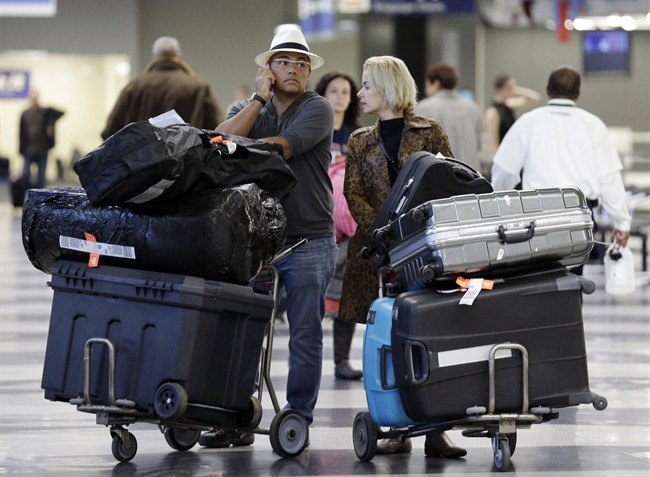 New baggage fees at Canadian carriers have lifted costs for passengers, but there's ways to mitigate the increase.