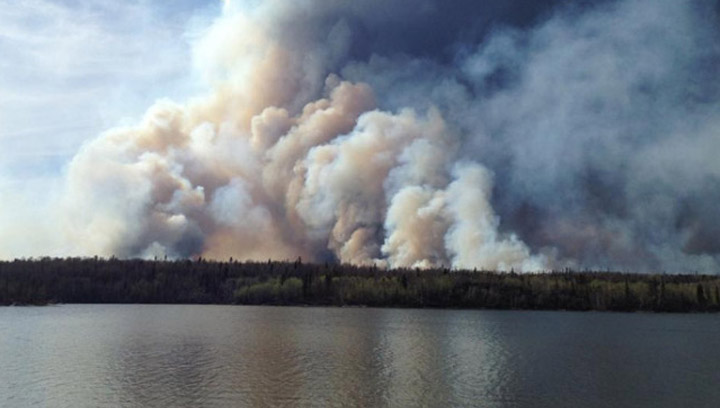 Evacuation order for Stanley Mission lifted after officials determine forest fire no longer poses threat to the northern Saskatchewan community.