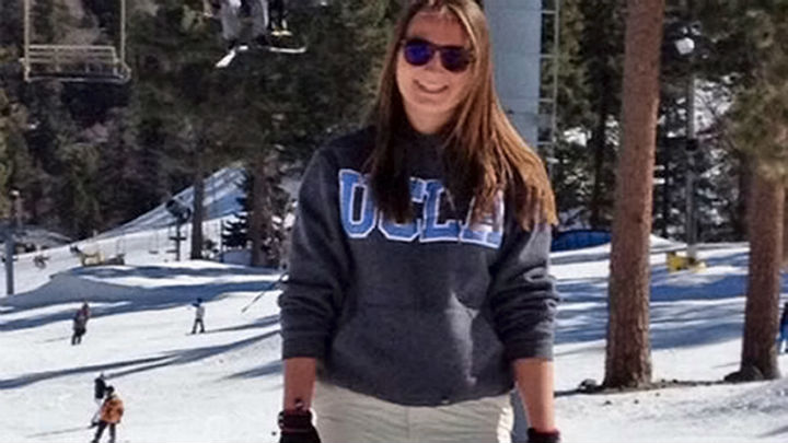 The father of UCSB shooting victim Veronika Weiss said he feared she was a victim after tracking her iPhone.