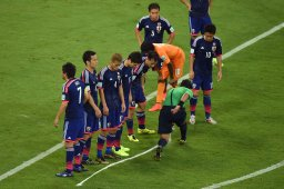 Continue reading: World Cup 2014: New 'vanishing spray' keeps defensive wall at bay