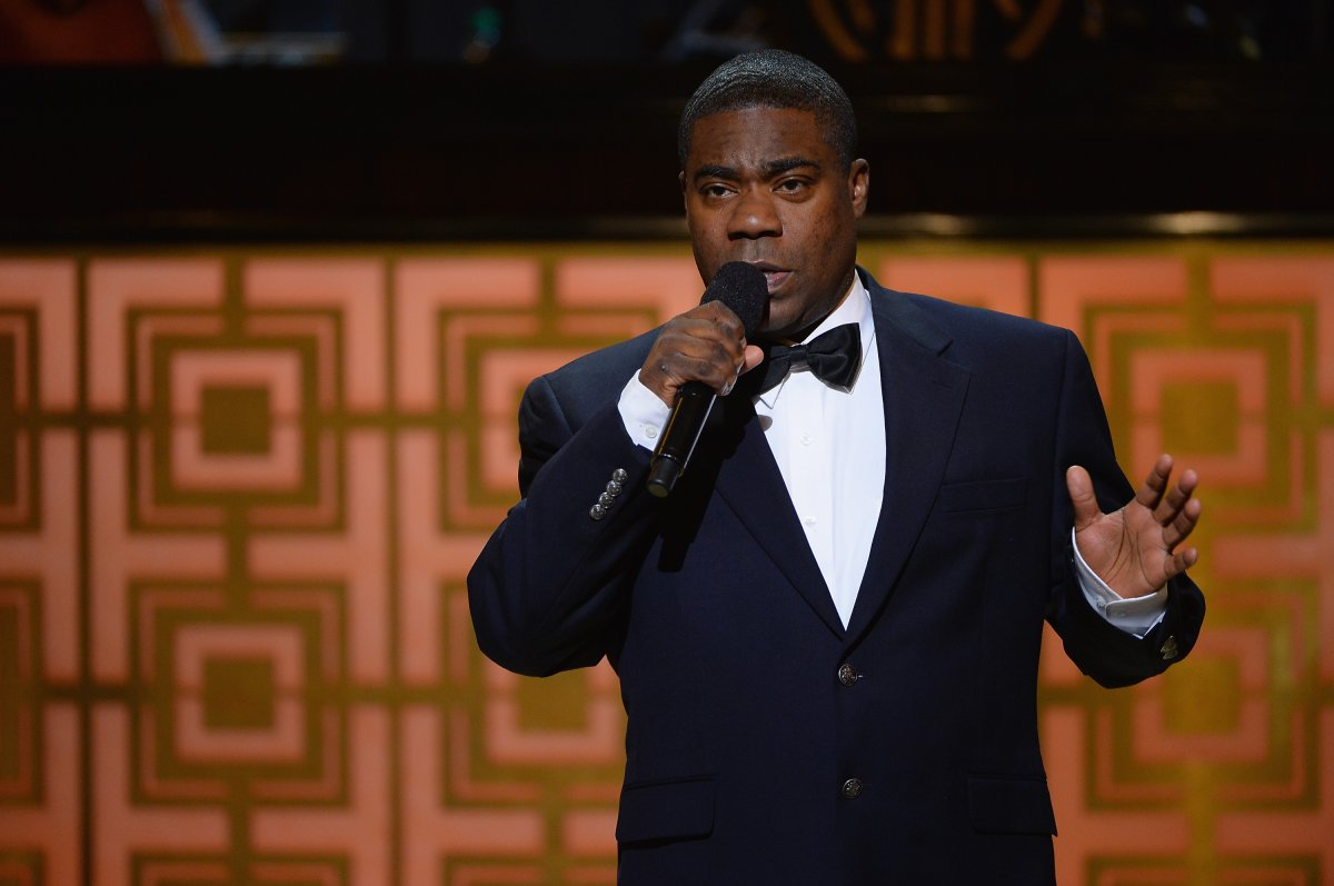 Tracy Morgan, pictured in May 2014.