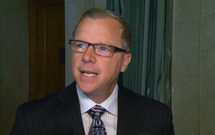 Wall says Trans-Pacific Partnership in best interest of Saskatchewan.