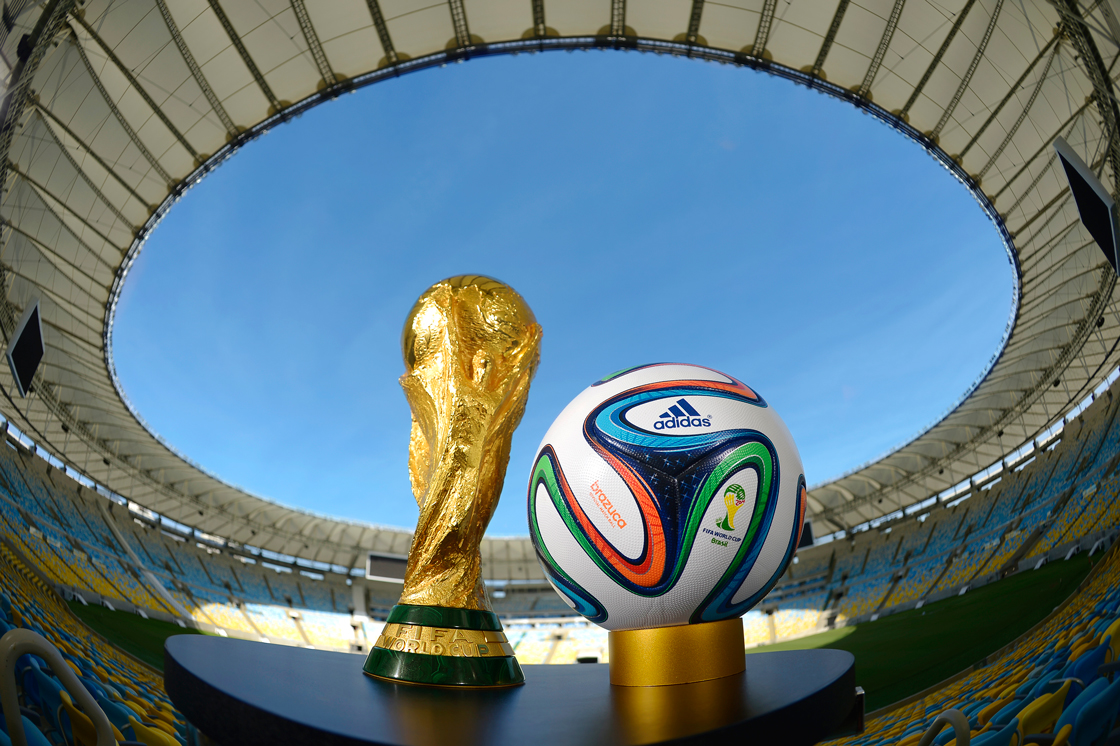 The 2014 World Cup in Brazil culminates in the July 13 championship game at the gleaming Maracana stadium in Rio De Janeiro.