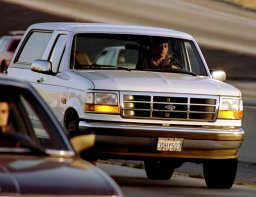 Continue reading: Top 5 list: Remember the O.J. Simpson chase?