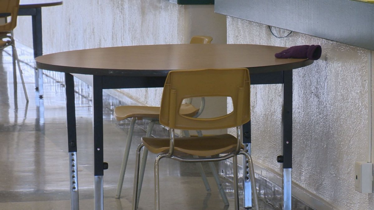 There may be a ray of light for community members wanting to preserve Regina's Ecole Connaught School.