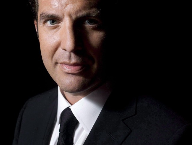 Rick Mercer, pictured in 2009.