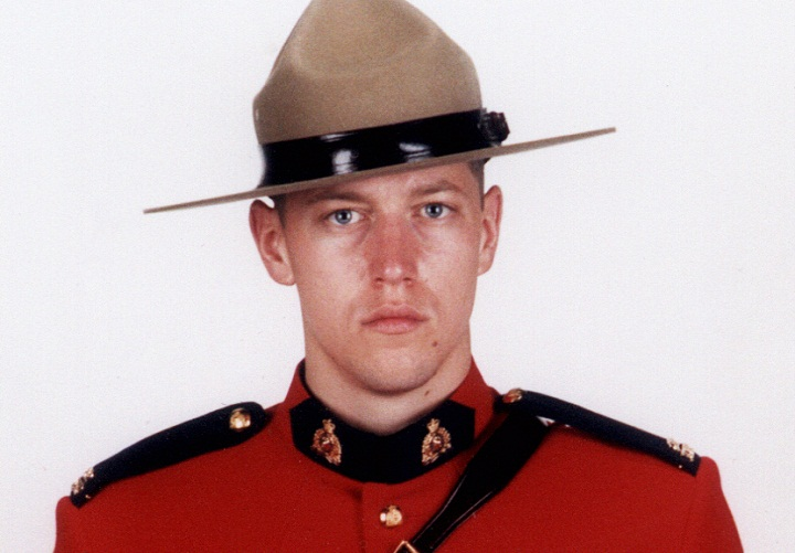 RCMP Cst. Dave Joseph Ross from Victoriaville, Quebec was 32 when he was killed in the line of duty in Moncton in June 2014.