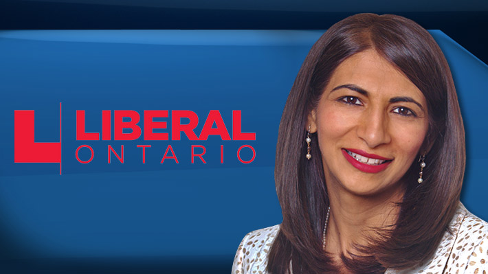 Liberal candidate Dipika Damerla.