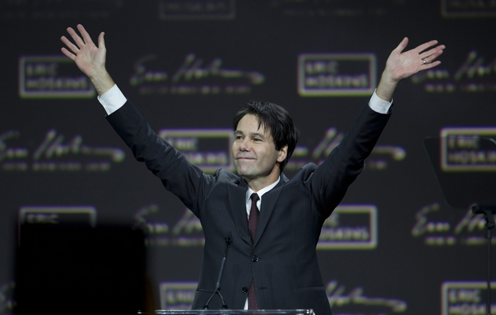 Eric Hoskins will be named Ontario's new minister of health