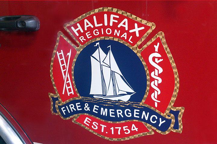 Halifax firetruck