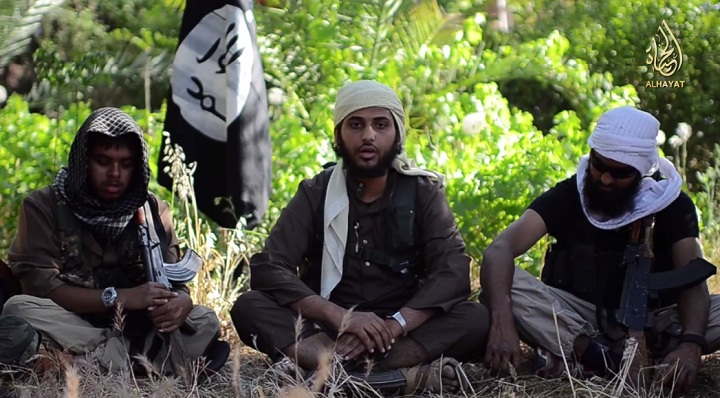 ISIS aims to lure foreigners to become jihadis.