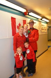 Continue reading: Amid Moncton mourning, a red-clad fundraising movement