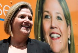 Continue reading: ANALYSIS: Andrea Horwath and the search for an Ontario orange wave