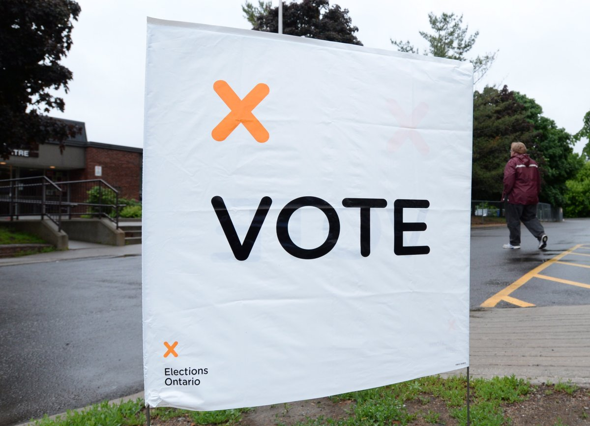 Voters in the east Toronto riding of Scarborough-Rouge River will go to the polls in an Ontario byelection Sept. 1.