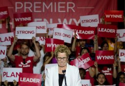 Continue reading: UPDATED: Twitter reacts to prospect of Ontario Liberal majority government