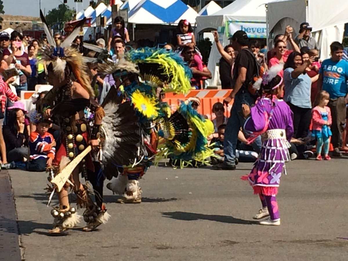 Highlights from the 2014 K-Days parade. July 18, 2014.