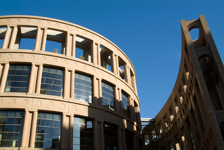 Central Branch of the Vancouver Public Library