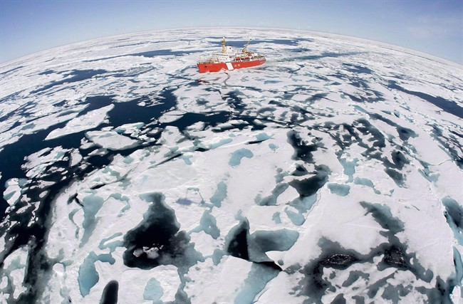 Canada's environment commissioner says Canada lacks an overall vision for dealing with an expected growth in marine traffic in the Arctic, with outdated maps and surveys, inadequate navigational aids and icebreaking services that are stretched to the limit.
