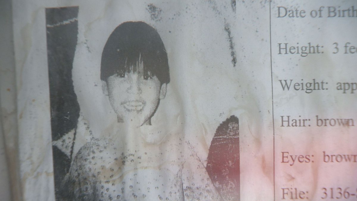Tamra Jewel Keepness was five years old when she was last seen in her home in Regina. She went missing on July 5, 2004.