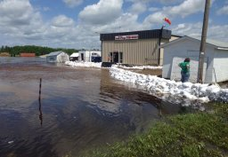 Continue reading: Prairie farmers, communities tackle flooding
