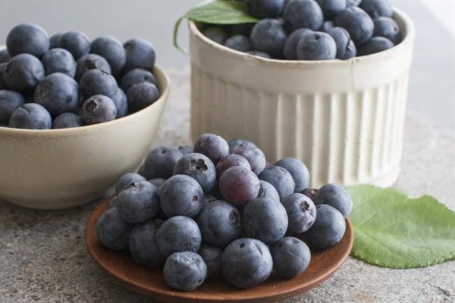 10 fresh ways to use fresh blueberries