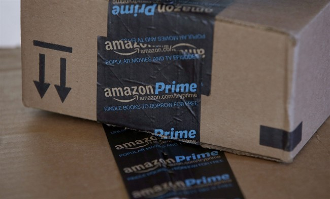 Amazon has introduced its Prime subscription delivery service in Canada alongside other measures that have ramped up business.