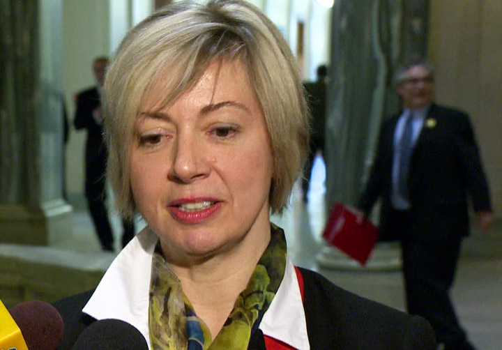 """Mary McFadyen, Saskatchewan's public interest disclosure commissioner, expects """"to be able to make recommendations that will affect the quality of long term care in the province.""""."""