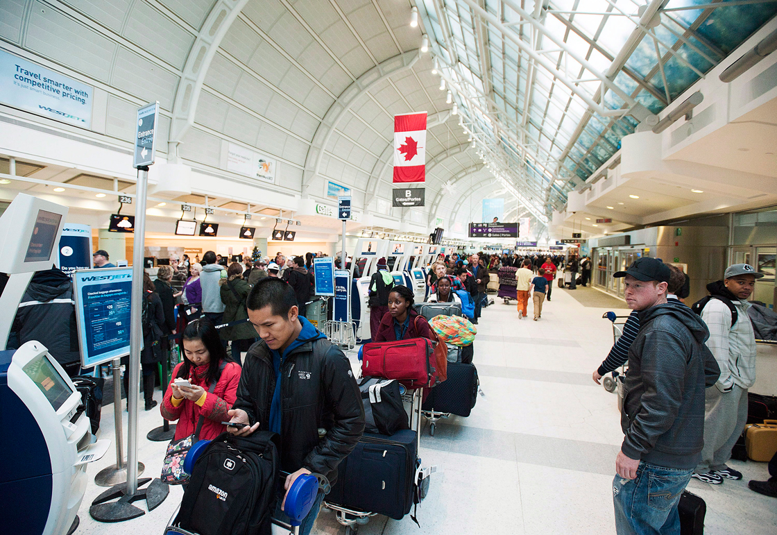 What are you entitled to as a passenger when you encounter a flight delay? Well, it depends on which airline you're flying with and what the scenario is.