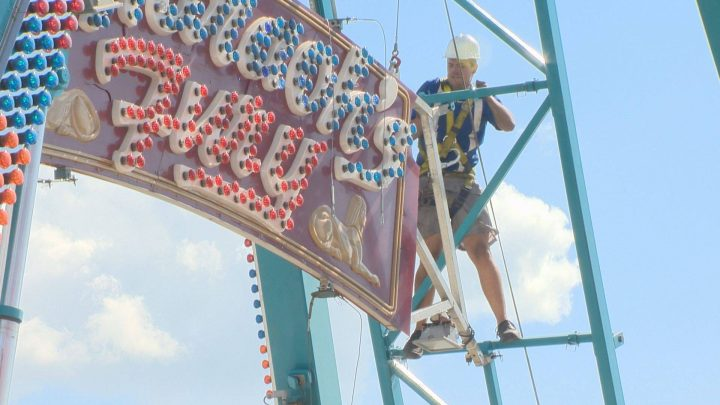 The annual Queen City Ex announced a partnership with the Saskatchewan Roughriders Wednesday.
