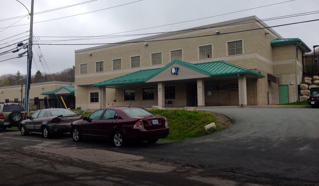 Quest Regional Rehabilitation Centre in Sackville, N.S.