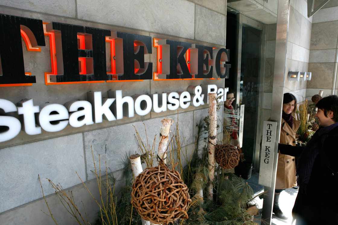 LIke other steakhouses and restaurants that feature red meat on their menu, B.C.-based The Keg is evaluating its menu in light of surging beef costs.
