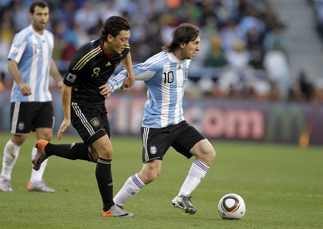 World Cup final: Germany vs Messi's Argentina