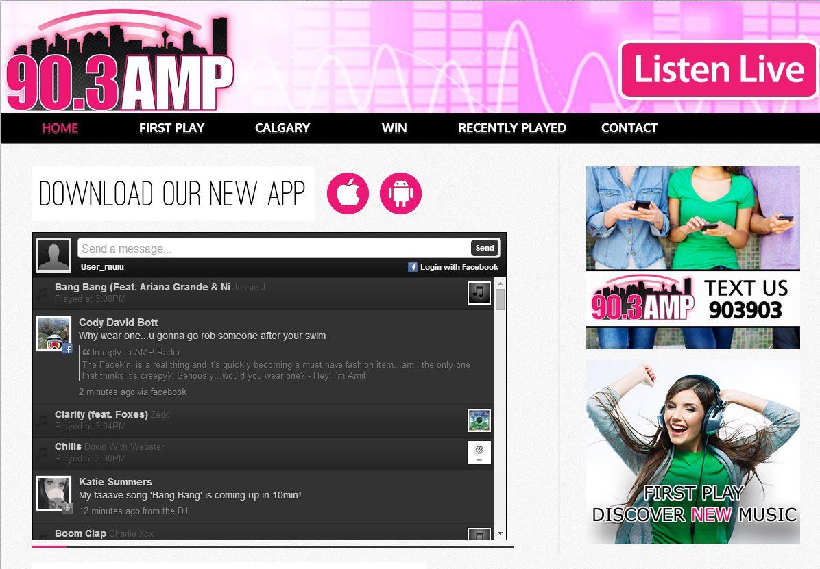 Calgary radio station drops short song format - image