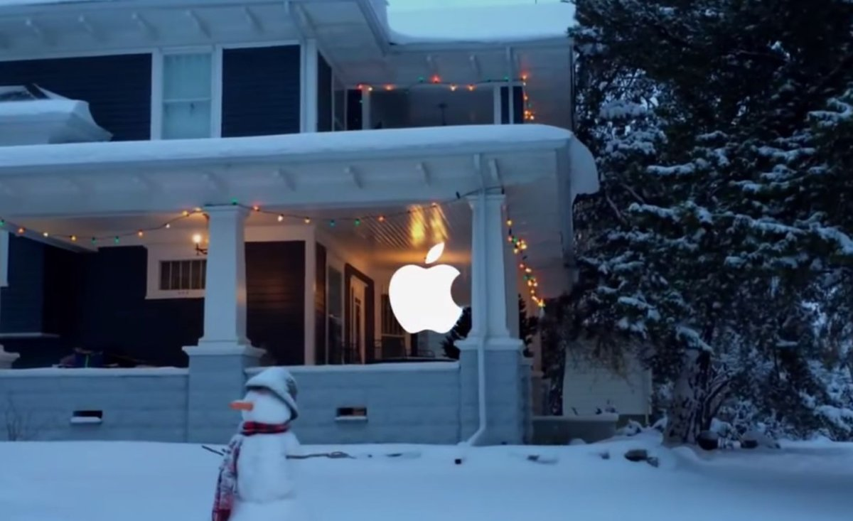 An Apple commercial that was filmed in Edmonton last year has picked up a 2014 Creative Arts Emmy for Outstanding Commercial.