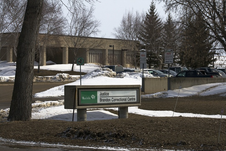 Brandon Correctional Centre Manitoba jail
