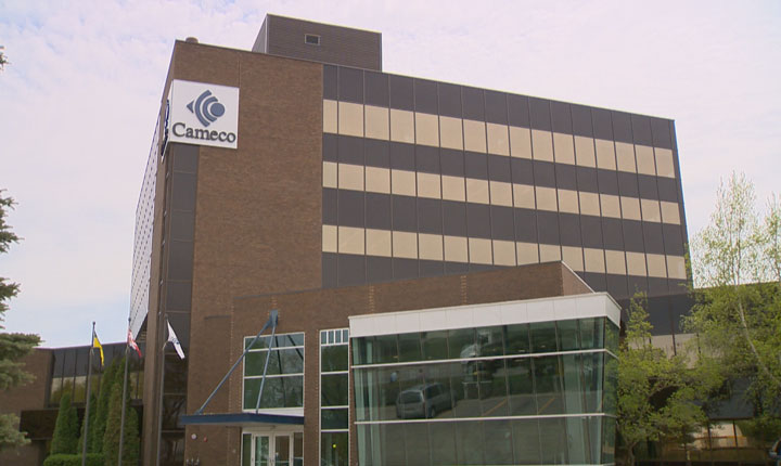 Strike-lockout interrupts production at two Saskatchewan uranium facilities.
