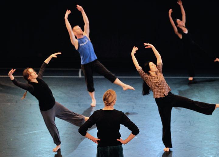 How to become a choreographer