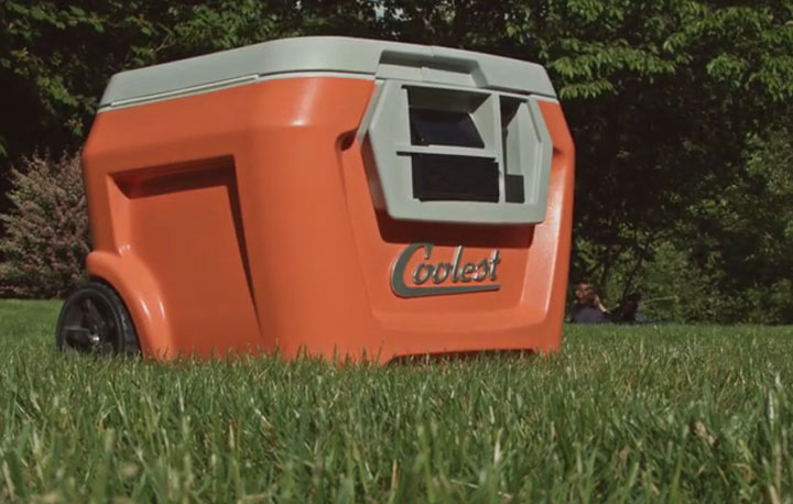 "The ""Coolest Cooler"""