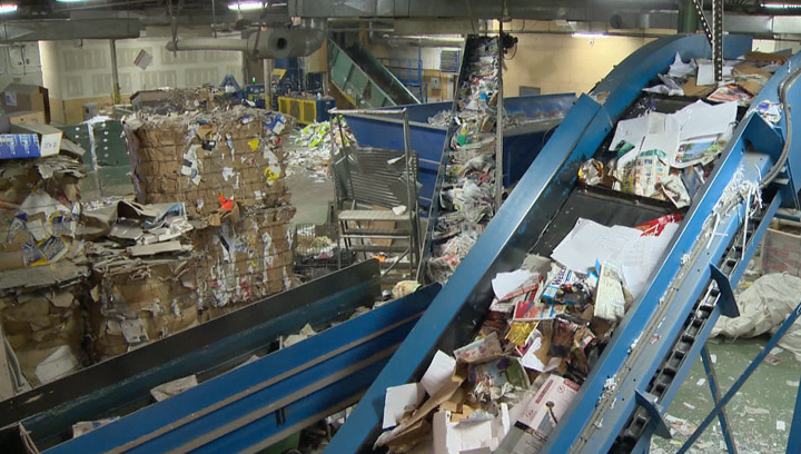 Saskatoon officially agrees to multi-unit recycling contract with Cosmopolitan Industries, a deal which was not unanimous among city councillors.
