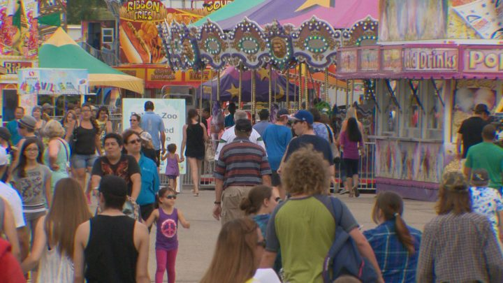 Despite a stabbing at the Saskatoon Ex Thursday night, officials say the exhibition is a safe place.