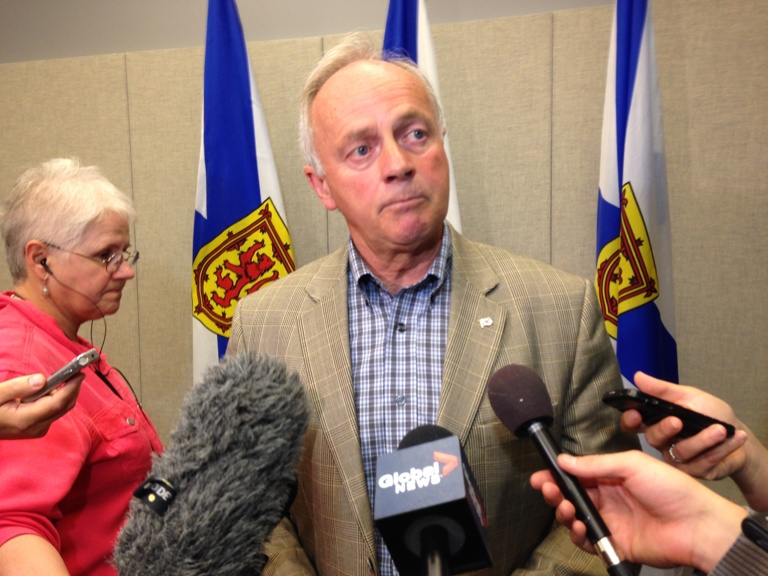 Health Minister Leo Glavine announced he is retiring from politics after his term ends in 2021.