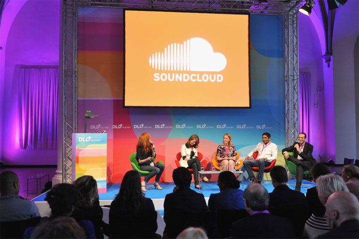 Berlin-based SoundCloud boasts some 175 million unique listeners a month.