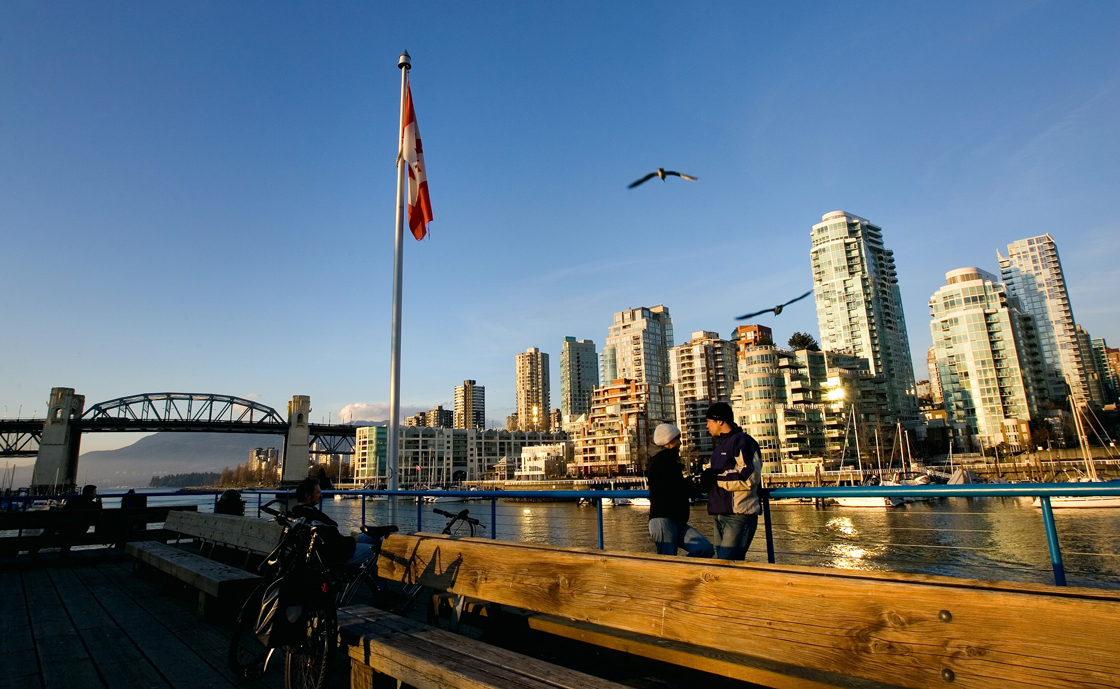 """Vancouver ranked No. 3 on a global list of the most """"liveable"""" cities -- one rank above Toronto and two removed from Calgary."""