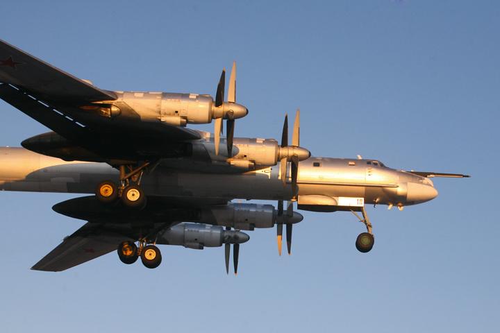 Russian Air Force Base in Saratov Region