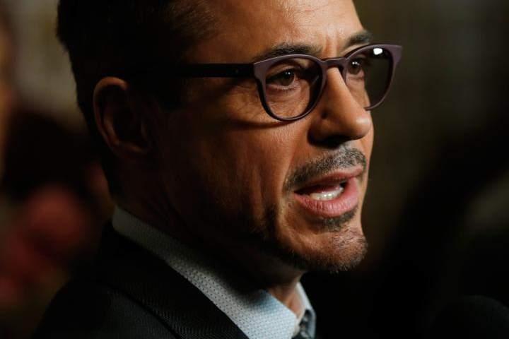 File photo of actor Robert Downey Jr.